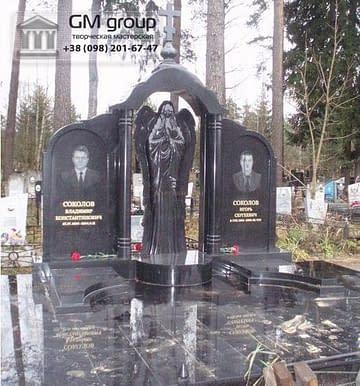 Памятник с ангелом №118