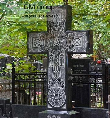 Крест на могилу №289
