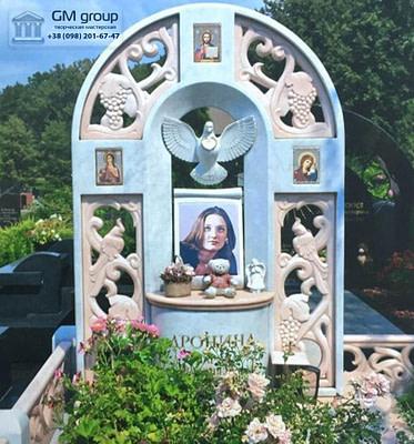 Памятник из мрамора №50