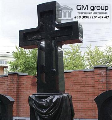 Крест на могилу №327
