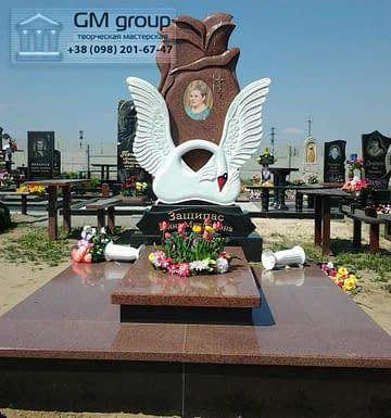 Женский памятник №266