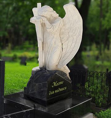 Скульптура Ангела №37