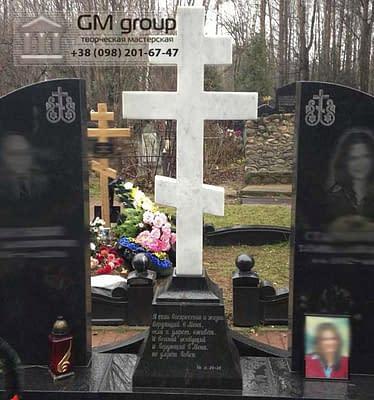 Крест на могилу №274