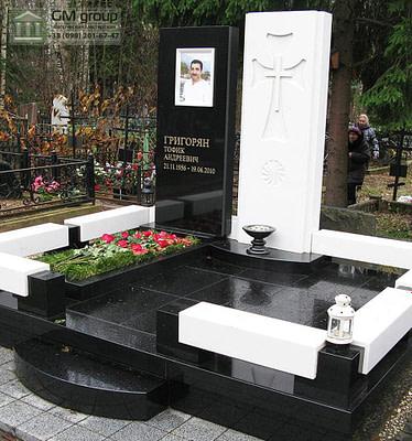 Памятник из мрамора и гранит №62