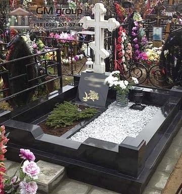 Крест на могилу №272