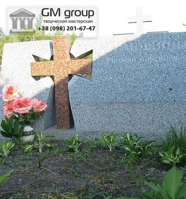 Крест на могилу №279