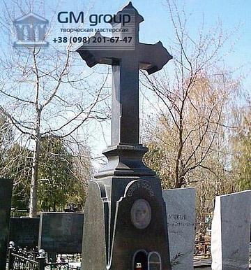 Крест на могилу №317