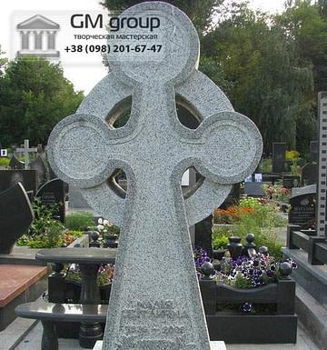 Крест на могилу №330