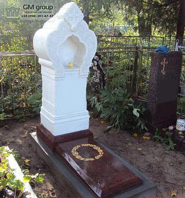 Памятник из мрамора №19