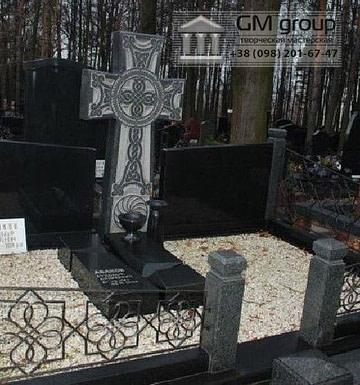 Крест на могилу №303