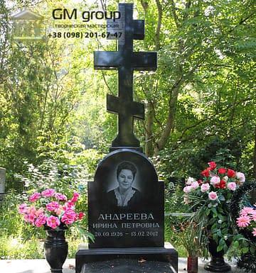 Крест на могилу №271