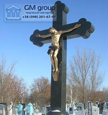 Крест на могилу №273