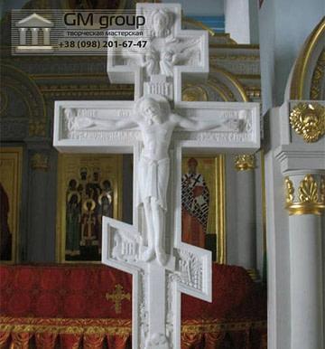 Крест на могилу №295