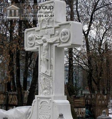 Крест на могилу №293