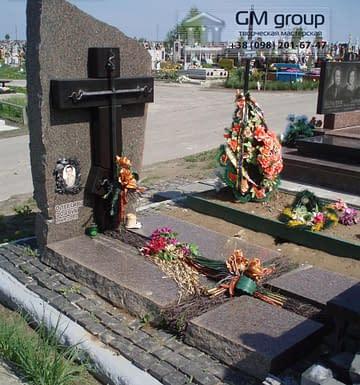 Крест на могилу №282