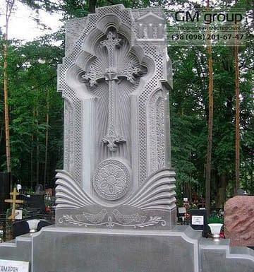 Крест на могилу №313