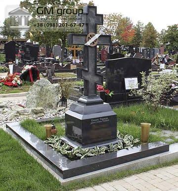 Крест на могилу №275