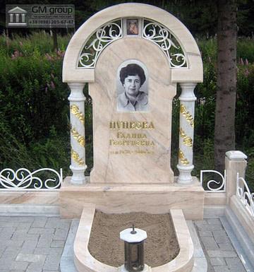 Памятник из мрамора №24
