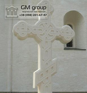 Крест на могилу №300